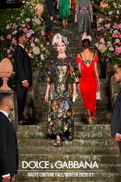 Dolce & Gabbana katalog ( Over 30 dage )