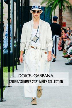 Luksusmærker tilbud i Dolce & Gabbana kataloget i Skive ( Over 30 dage )