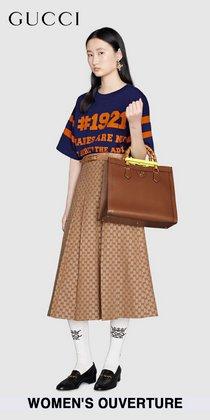 Tilbud fra Luksusmærker i Gucci kuponen ( Udløber i morgen)