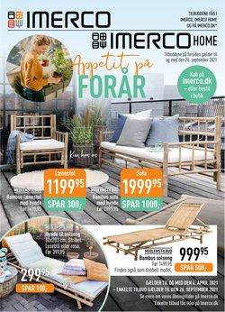 Imerco katalog i Århus ( Udløbet )
