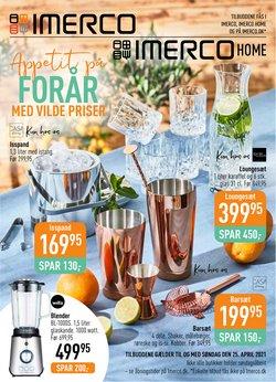 Imerco katalog ( 2 dage siden )