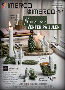 Imerco katalog ( Over 30 dage)