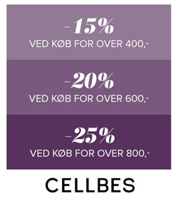 Cellbes katalog ( 2 dage siden )