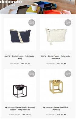 Decorate Shop katalog ( Udløbet )