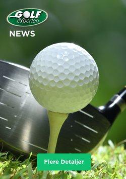 Tilbud fra Golf Experten i Golf Experten kuponen ( Udgivet i går)