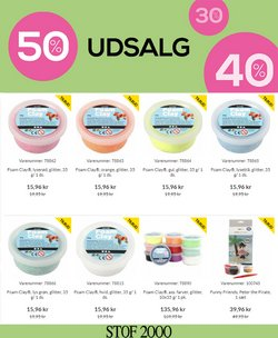 Stof 2000 katalog i Aalborg ( Udløbet )