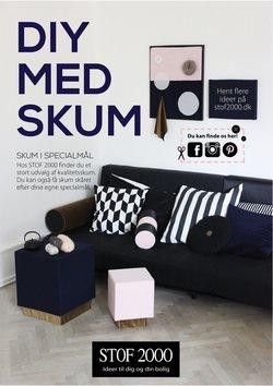 Stof 2000 katalog i Aalborg ( Over 30 dage )
