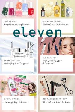 Tilbud fra Kosmetik og sundhed i Eleven 11 kuponen ( Udløber i dag)