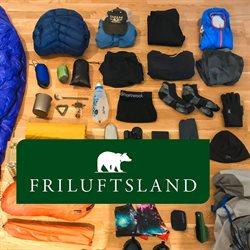 Friluftsland katalog ( Over 30 dage )