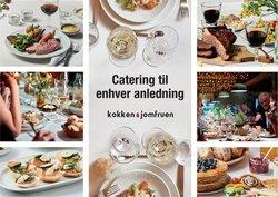 Restauranter tilbud i Kokken & Jomfruen kataloget i København ( 7 dage tilbage )