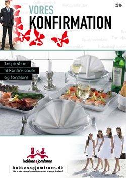 Tilbud fra Restauranter i Kokken & Jomfruen kuponen ( 5 dage tilbage)