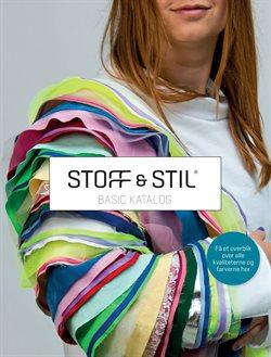 Stoff & Stil katalog ( Udløbet )
