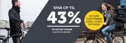 Tilbud fra Cykelstyrken i København kuponen