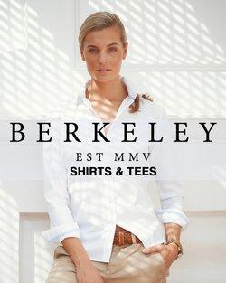 Tilbud fra BERKELEY i BERKELEY kuponen ( Over 30 dage)