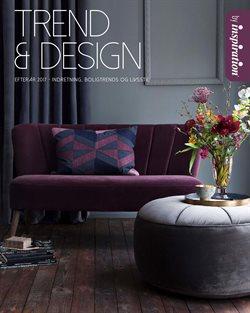 Hjem og møbler tilbud i Inspiration kataloget i Kolding
