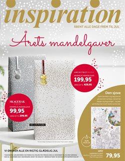 Hjem og møbler tilbud i Inspiration kataloget i København