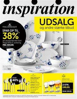 Udsalg tilbud i Inspiration kataloget i København