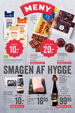 MENY katalog i Odense ( Udløbet )