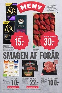 MENY katalog i Odense ( Udløber i morgen )