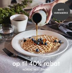 Tilbud fra Scandinavian Design Center i København kuponen