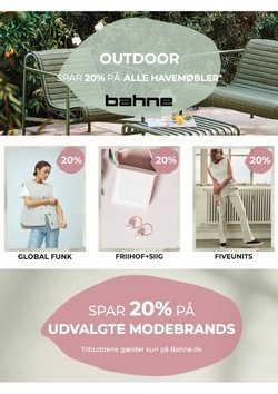 Tilbud fra Hjem og møbler i Bahne kuponen ( Udløber i dag )