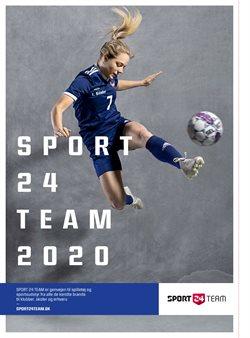 Sport 24 Team katalog ( Over 30 dage )