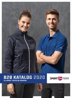 Sport tilbud i Sport 24 Team kataloget i Skanderborg ( 6 dage tilbage )