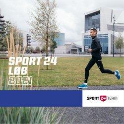 Tilbud fra Sport i Sport 24 Team kuponen ( Over 30 dage)