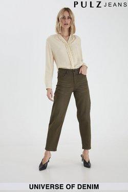 Tilbud fra Mode i Pulz Jeans kuponen ( 14 dage tilbage)