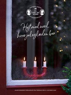 Tilbud fra Jul i Søstrene Grene kuponen ( Udgivet i dag)