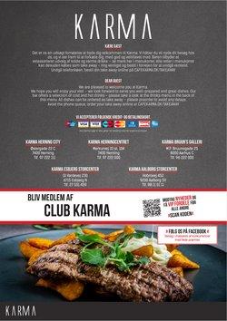 Karma Cafe Restaurant katalog ( 14 dage tilbage )