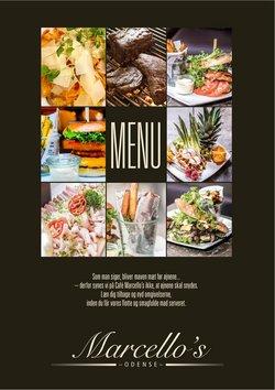 Restauranter tilbud i Marcello's kataloget i Holstebro ( Udgivet i går )