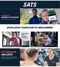 Sport tilbud i SATS kataloget i Skanderborg ( 6 dage tilbage )