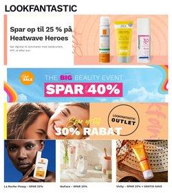 Tilbud fra Kosmetik og sundhed i Look Fantastic kuponen ( Udgivet i dag)