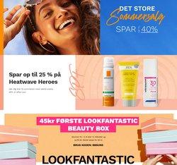 Tilbud fra Kosmetik og sundhed i Look Fantastic kuponen ( 4 dage tilbage)