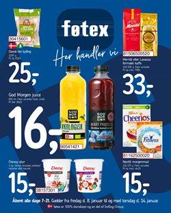 Føtex katalog ( Udløbet )