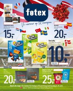 Tilbud fra Hjem og møbler i Føtex kuponen ( Udløber i morgen)