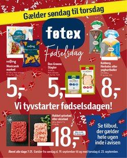Tilbud fra Mode i Føtex kuponen ( Udgivet i går)