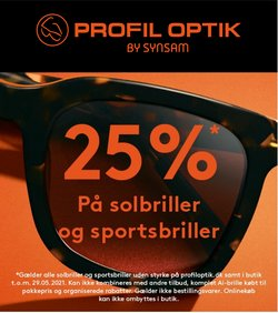 Profil Optik katalog ( Over 30 dage )