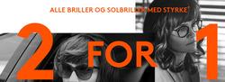 Tilbud fra Profil Optik i København kuponen