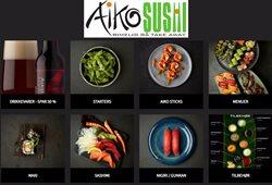 Aiko Sushi katalog ( 6 dage tilbage )