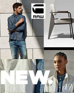 G-Star Raw katalog ( Over 30 dage )