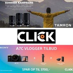 Tilbud fra Click i Click kuponen ( 7 dage tilbage)