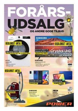 Elektronik og hvidevarer tilbud i Power kataloget i Holstebro ( 2 dage siden )