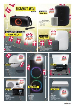 Tilbud fra Elektronik og hvidevarer i Power kuponen ( Udgivet i dag)