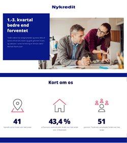 Banker tilbud i Nykredit Bank kataloget i København ( 4 dage tilbage )