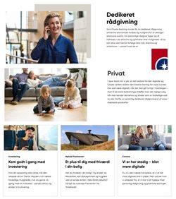 Banker tilbud i Spar Nord Bank kataloget i København ( 4 dage tilbage )
