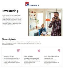 Tilbud fra Banker i Spar Nord Bank kuponen ( 6 dage tilbage)