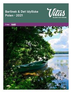 Tilbud fra Vitus Resjer i Vitus Resjer kuponen ( Over 30 dage)