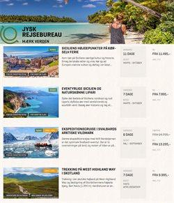 Jysk Rejsebureau katalog ( 4 dage tilbage )